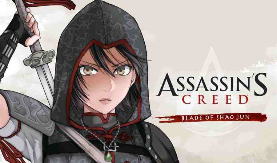 Assassin's Creed: Blade of Shao