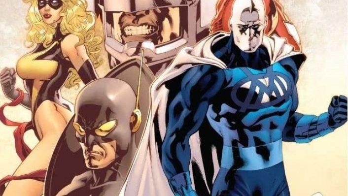 BEst Black-Led Comics by Black Creators - Blue Marvel