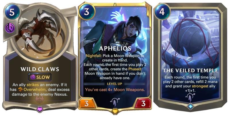 Legends of runeterra Patch 2.10