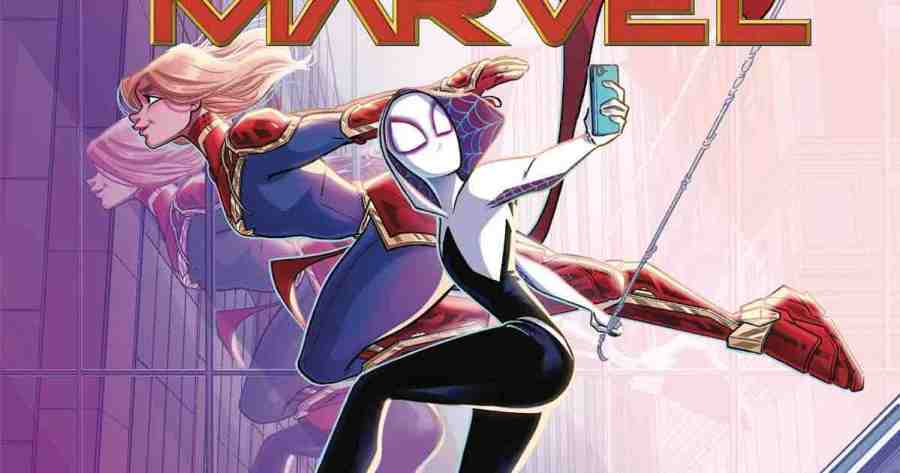 Marvel Action Captain Marvel #1 - But Why Tho?