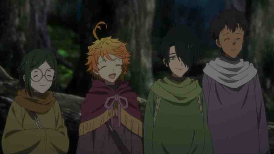 The Promised Neverland Season 2 Episode 5 - But Why Tho?
