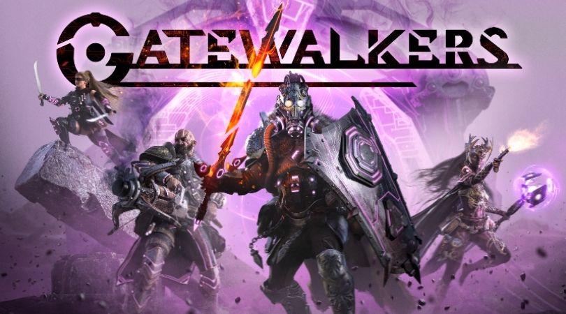 Steam Game Festival - Gatewalkers