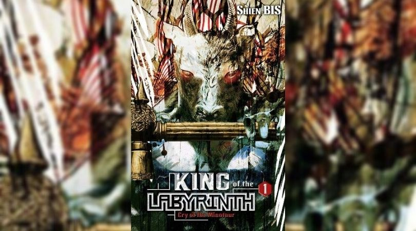 King of the Labyrinth' Light Novel 1
