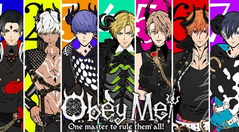 best otome games - obey me