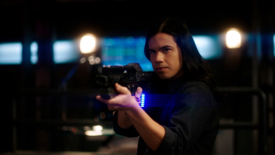 The Flash Season 7 Episode 2 - the speed of thought