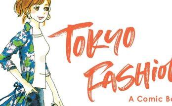 Tokyo Fashion: A Comic Book