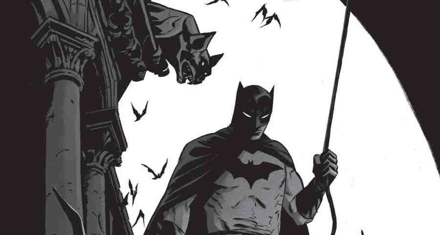 Batman Black and White #4