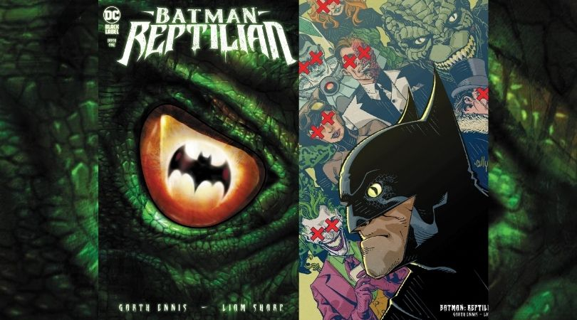 Batman: Reptilian