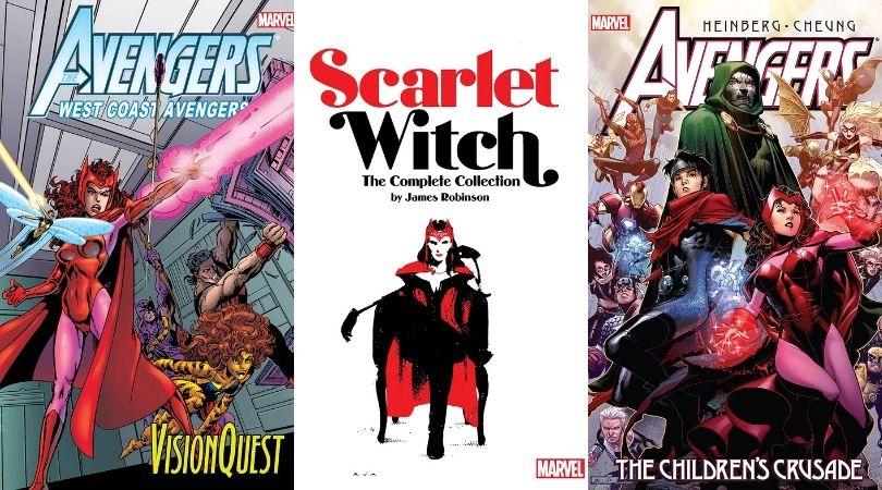 Comics to read after WandaVision