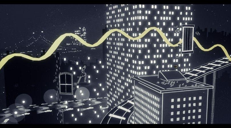 Screen shot form Genesis Noir