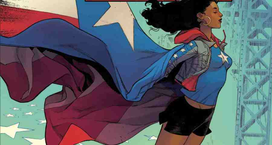 America Chavez Made in America #2 - But Why Tho?