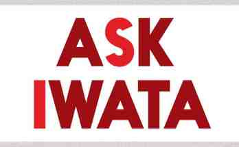 Ask Iwata - But Why Tho?