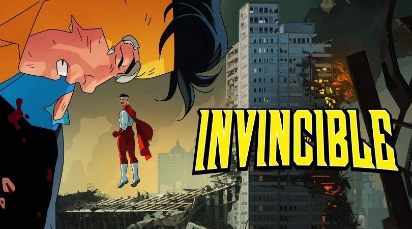 Invincible Episode 8