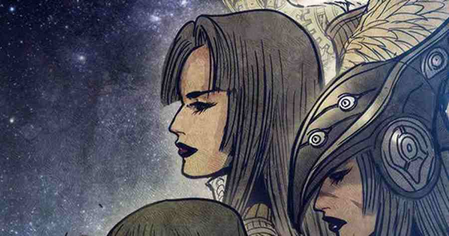Monstress #33 - But Why Tho?