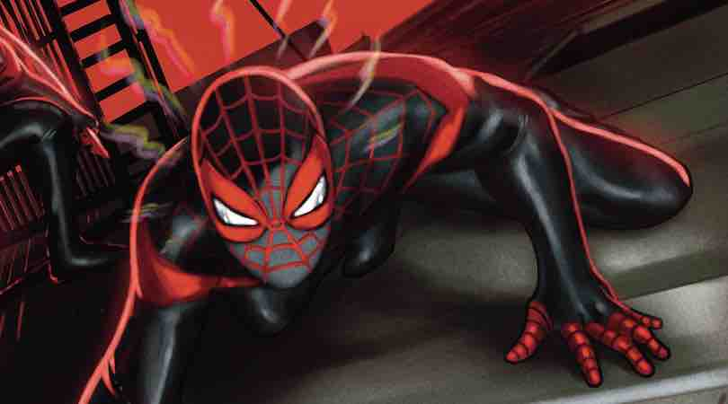 Spider-Man Miles Morales #25 - But Why Tho?