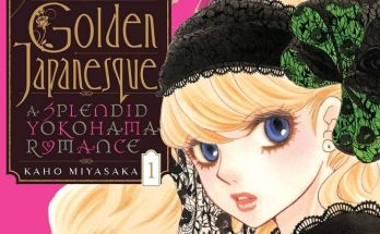 Golden Japanesque Volume 1