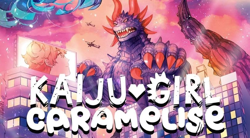 Kaiju-Girl Caramalise Volume 4