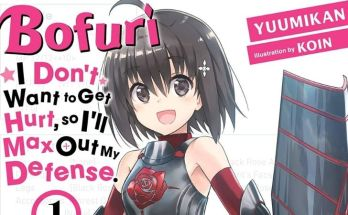 Bofuri: I Don't Want to Get Hurt, So I'll Max Out My Defense' Volume 1