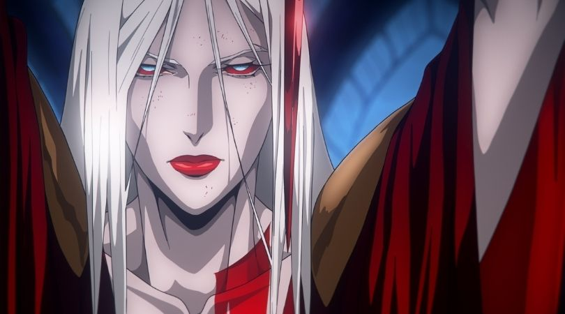 First look images of Castlevania Season 4 courtesy of Netflix
