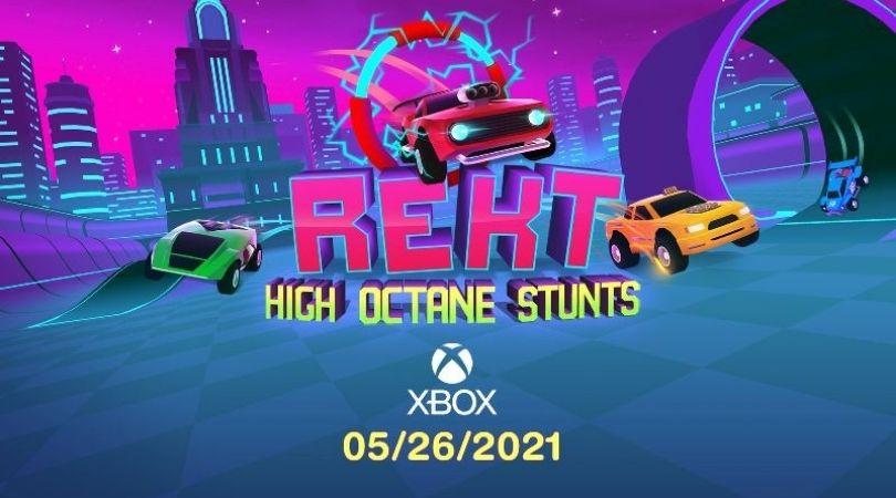 REKT High Octane Stunts