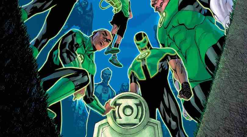 Green Lantern #2 - But Why Tho?