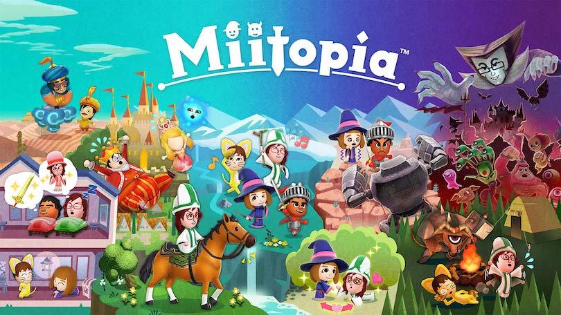 Miitopia - But Why Tho?
