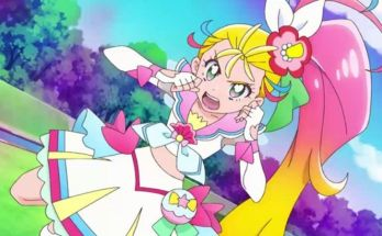 'Tropical-Rouge PreCure Episode 10