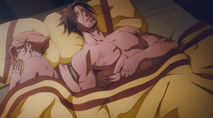 Scene anime rape Brutal Naughty