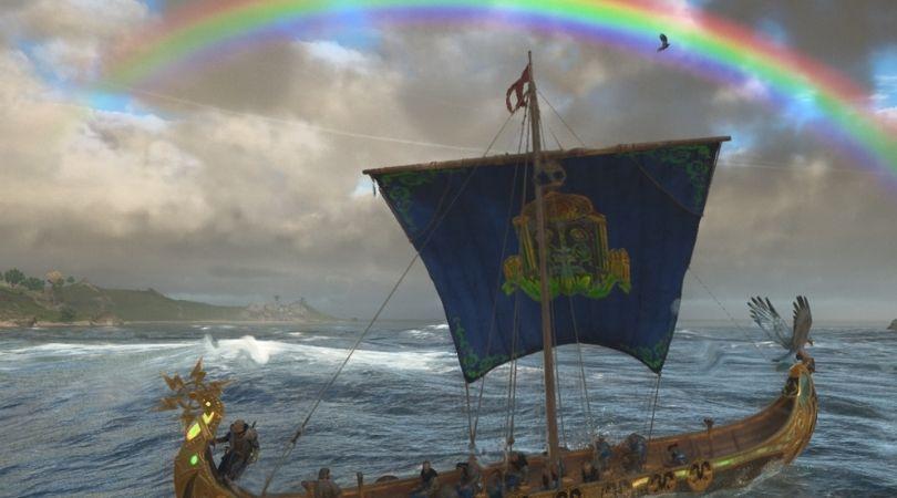 Wrath of the Druids Irish Rainbow Assassin's Creed History - But Why Tho?