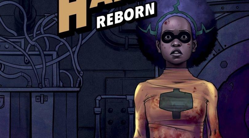Black Hammer Reborn #1 - But Why Tho