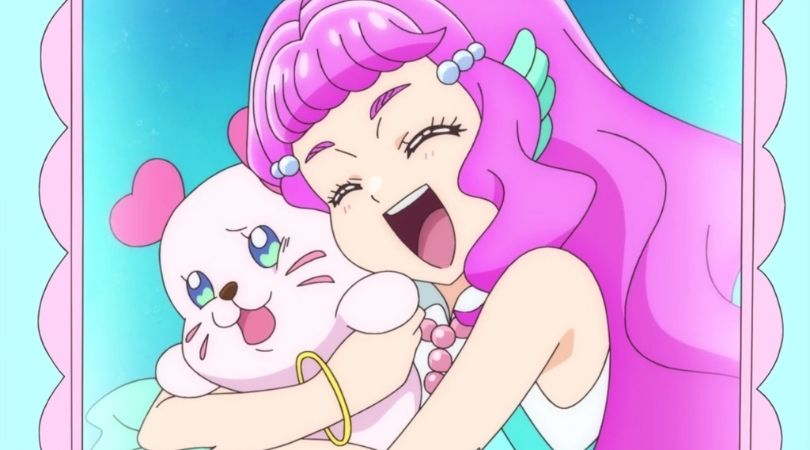 Tropical-Rouge PreCure Episode 14