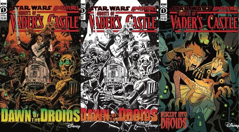 Star Wars: Ghosts of Vader's Castle