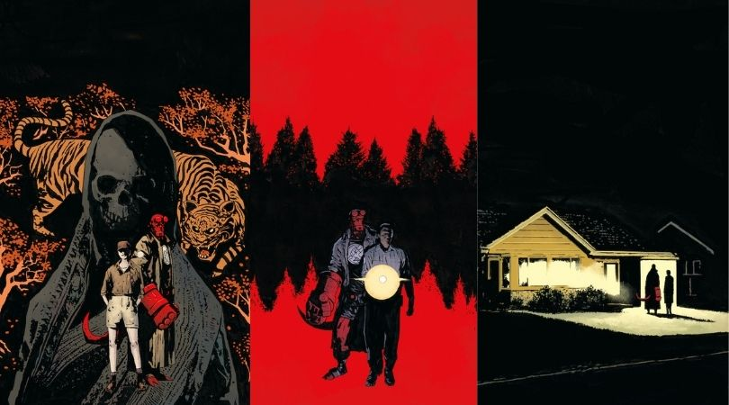 Hellboy and the B.P.R.D.: 1957— Family Ties,