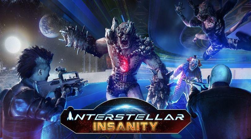 Killing Floor 2: Interstellar Insanity