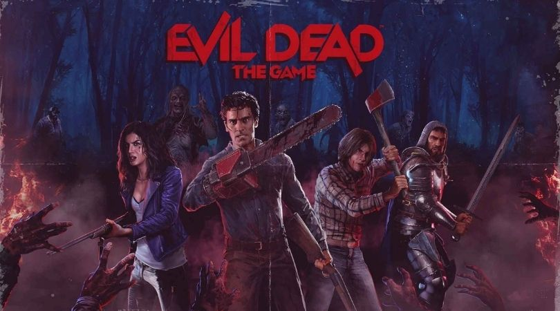 Evil Dead the Game - But Why Tho