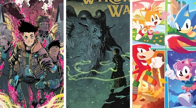 Indie Comics to Read June 23rd- But Why Tho