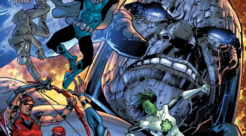 Infinite Frontier Secret Files #1 - DC Comics June 29th