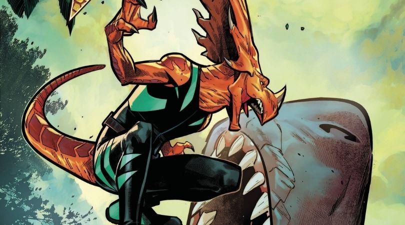 Reptil #2 - Marvel Comics To Read June