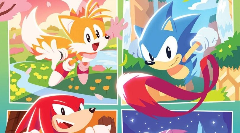 Indie Comics To Read June 23rd - Sonic the Hedgehog 30th Anniversary Special - But Why Tho