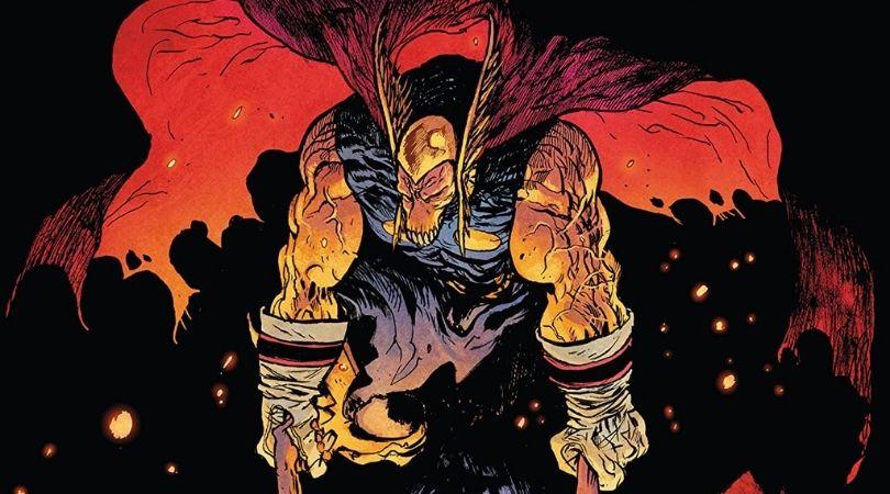 Beta Ray Bill #4 - Marvel Comics June 30th