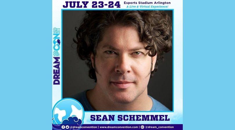 Sean Schemmel Dream Con