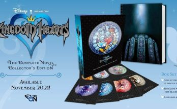 Kingdom Hearts: The Novel Collector's Edition