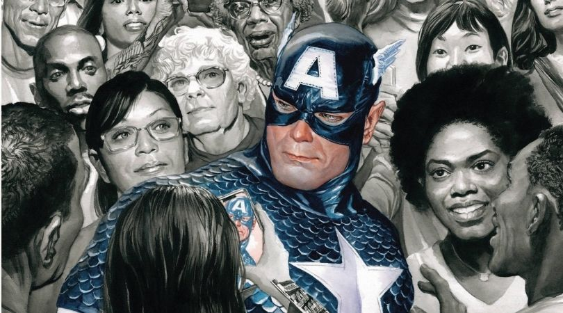 Marvel Comics July 7th - Captain America #30 - But Why Tho