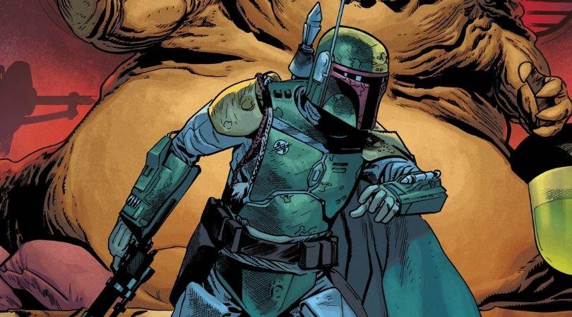 Star Wars War Of The Bounty Hunters - Jabba The Hutt #1