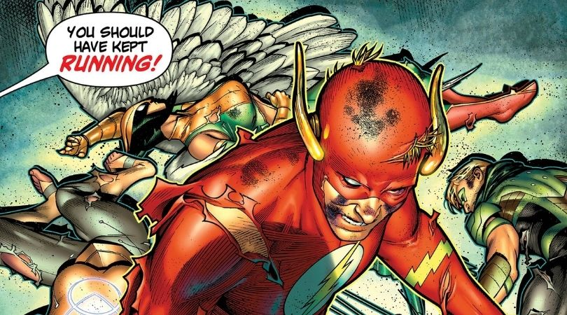 The Flash 2021 Annual #1 - But Why Tho