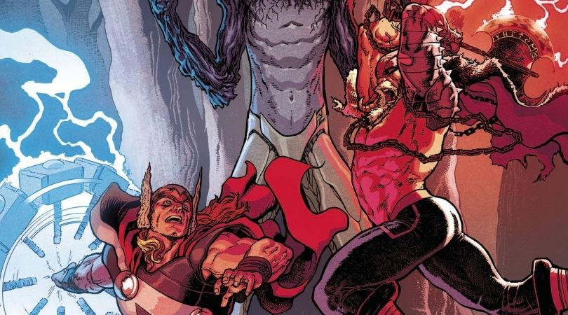 Thor Annual #1 - But Why Tho