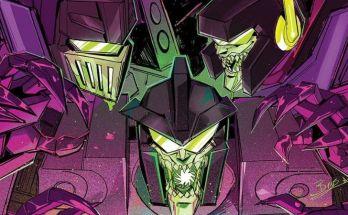 Transformers Escape #5
