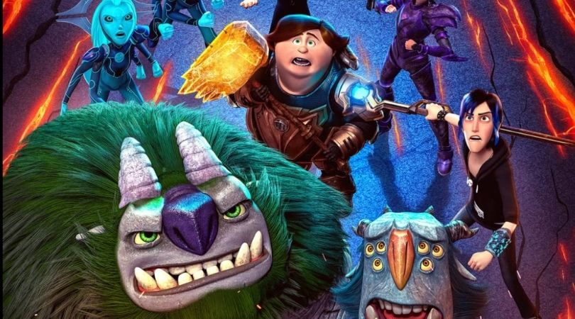 Trollhunters Rise of the Titans - But Why Tho