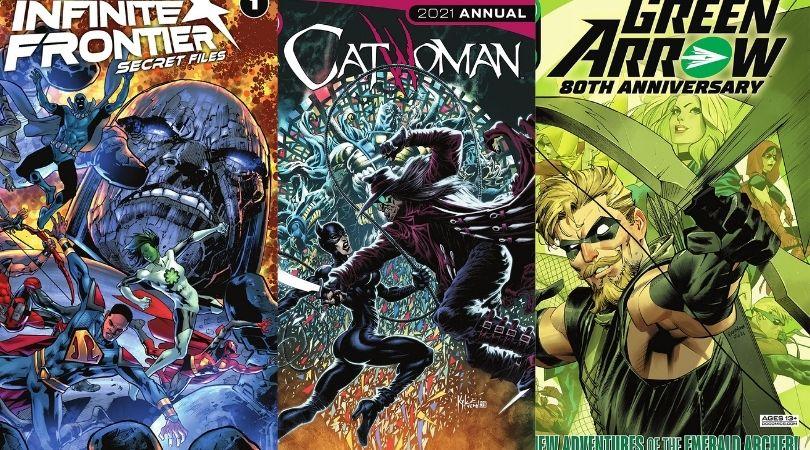 What Comics to Read DC Comics June 29th