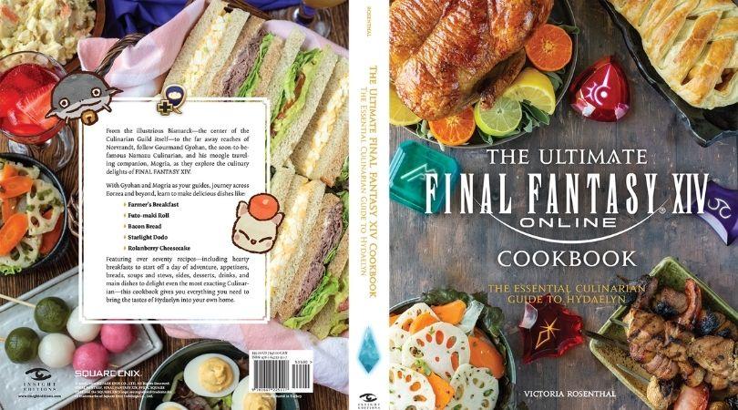 The Ultimate FINAL FANTASY XIV Cookbook
